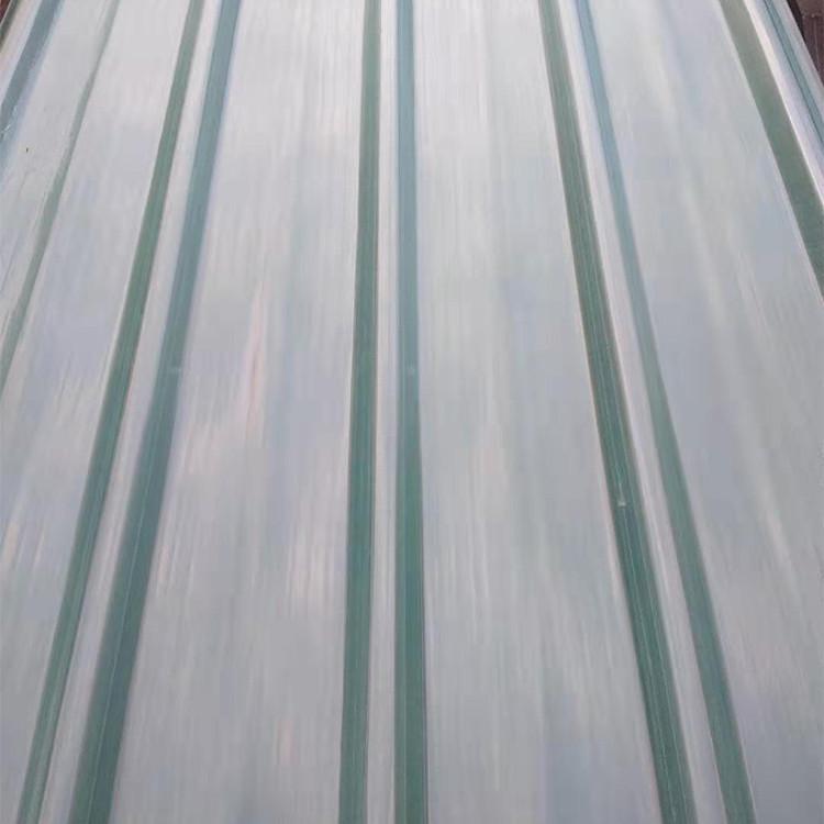 河北冀青阳光板采光板透明采光板加工定制
