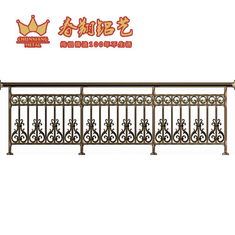 南京铝艺护栏大门一春翔铝艺护栏大门厂家报价