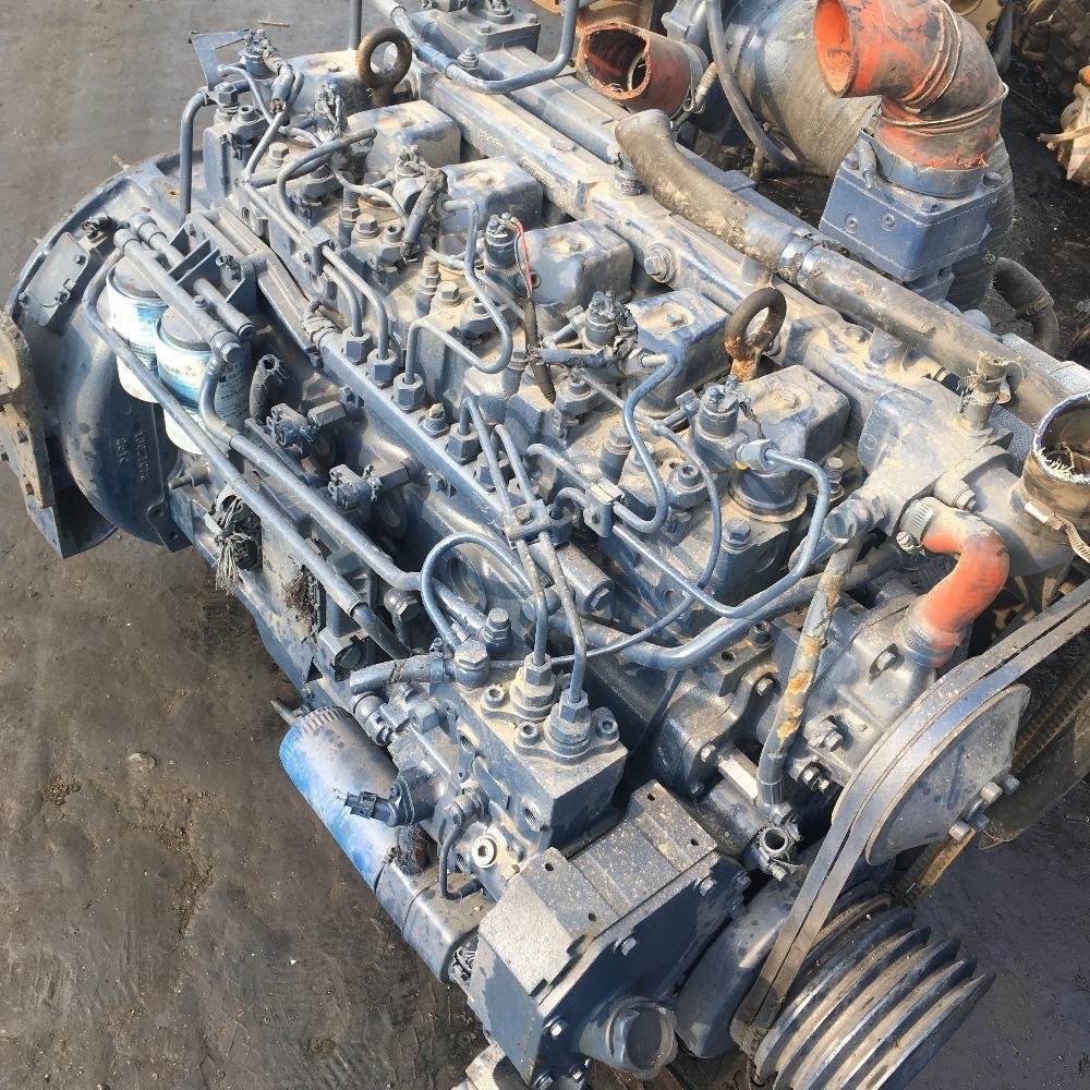 潍柴道依茨发动机 WP6 180 220 240 260马力柴油发动机总成价格