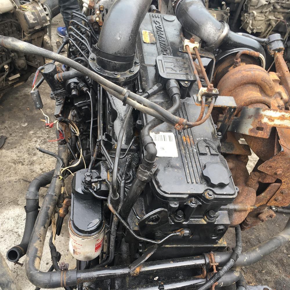 康明斯6L8.9发动机 康明斯300 340 375马力柴油发动机总成