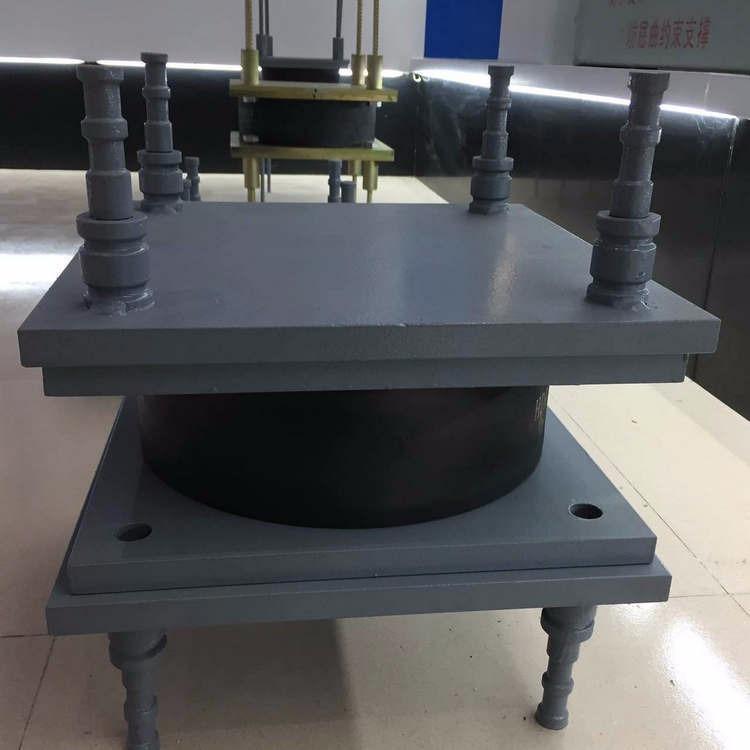 橡胶支座定做厂家定制生产桥梁盆式圆形方形矩形减震隔震防震