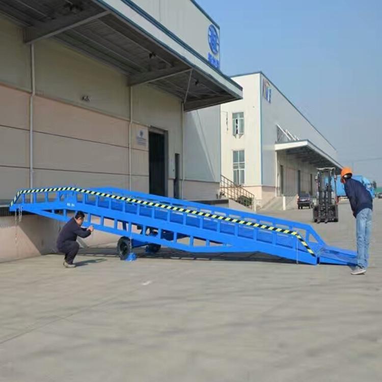 万事成移动式卸货平台 固定式卸货平台 卸货平台厂家