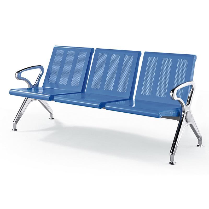 排椅厂家直销 六角椅 三人公共连排椅 机场椅 现货供应 六角椅