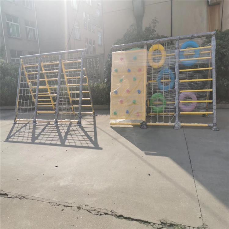 博康生产攀爬架儿童感统体能组合非标定制厂家
