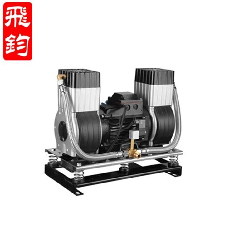 飞钧无油空压机 移动式空压机 无油空压机厂家 空压机专业生产厂家