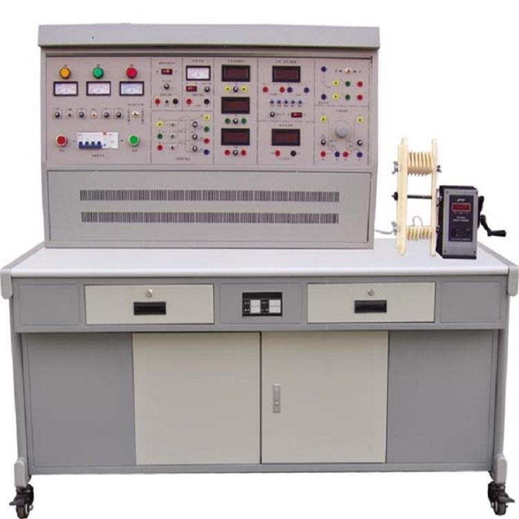 HYDJ-43型 电机-变压器维修及检测实训装置-电机拆装与维修实训台