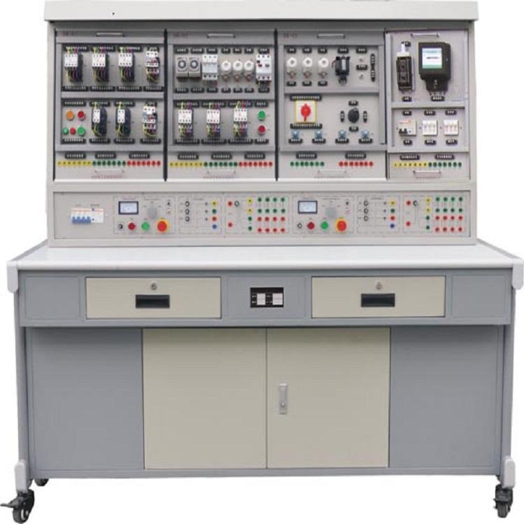 维修电工电气控制及仪表照明综合鉴定装置-维修电工电气控制及仪表照明实训考核装置