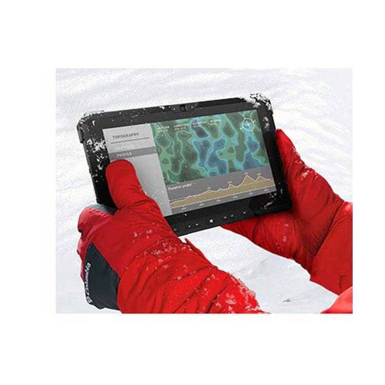 戴尔加固型平板电脑-Dell12寸手持工业三防平板电脑7212