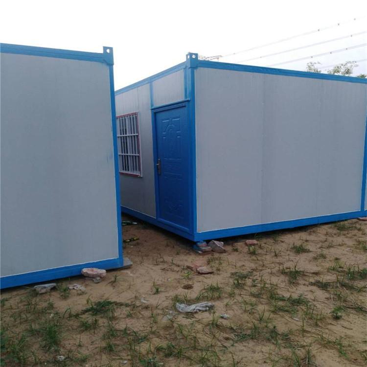 折叠活动房厂家-住人集装箱厂家