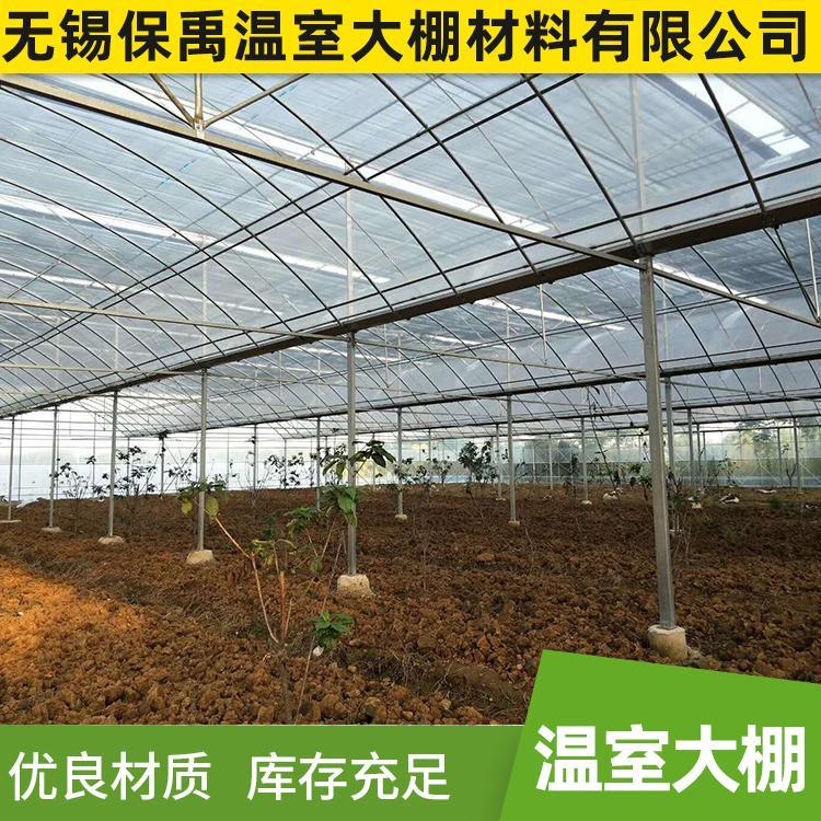 温室大棚 养殖温室大棚工程 新型玻璃温室大棚 温室骨架建设厂家