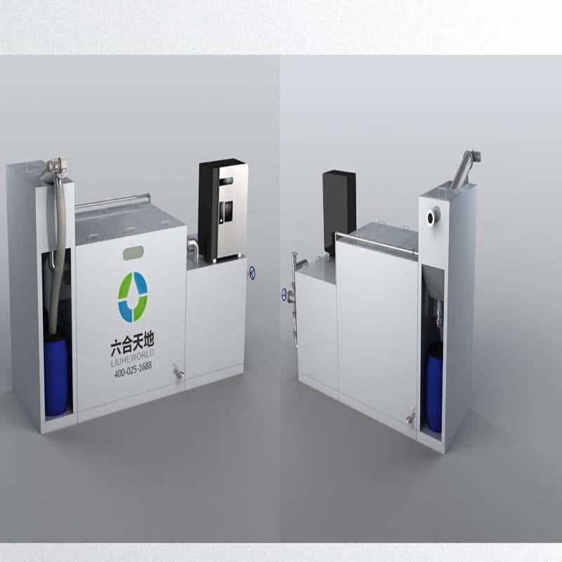 北京分解性餐饮废水处理设备 -武汉六合天地不锈钢隔油池设备厂家