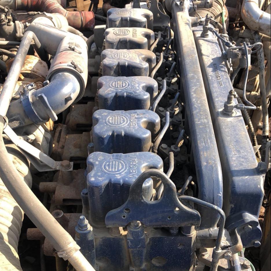 陕汽德龙潍柴发动机 336 340 380 420 430 460马力柴油发动机总成