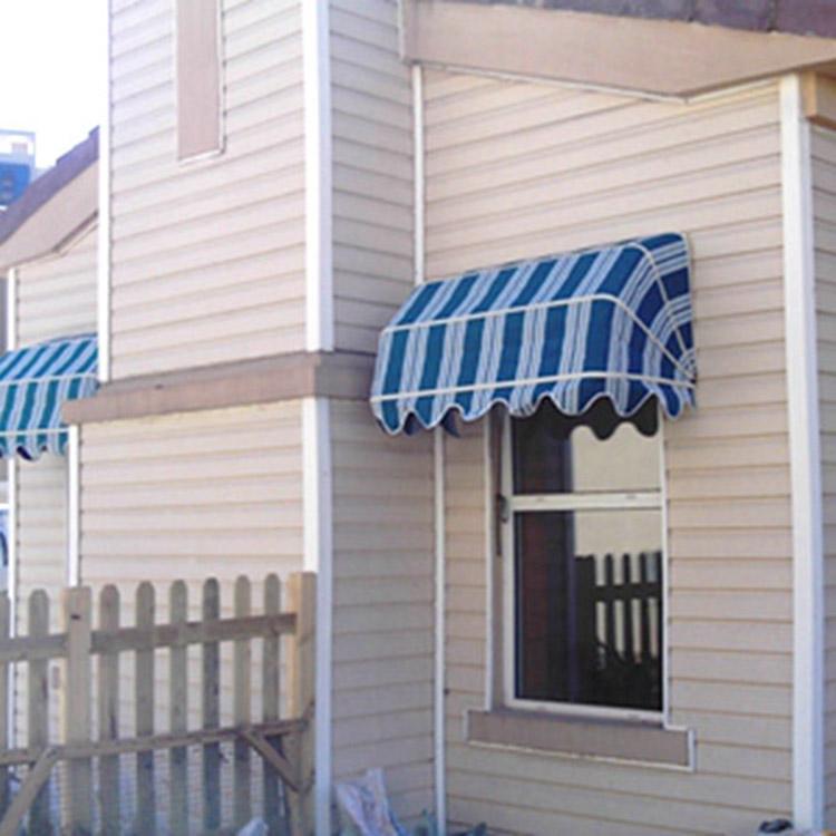 当日定做法式遮阳篷 飘篷 窗户窗棚 雨棚 车棚厂家直销定制