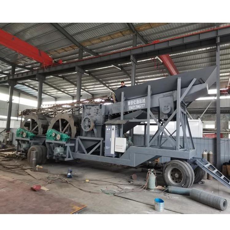 杭州移动破碎制砂机设备-制沙机