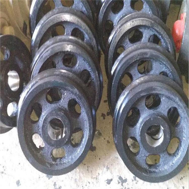 现货直销矿车轮对-320*600 铸钢矿车轮 茂雄工矿配件