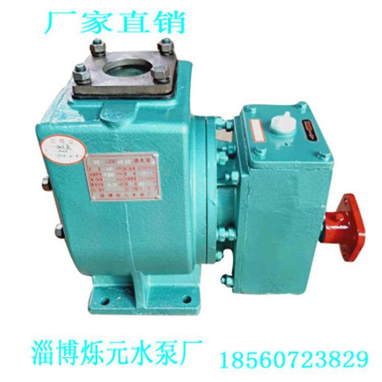 烁元直供 定制卧式离心泵清水 化工排污泵 清水喷射泵