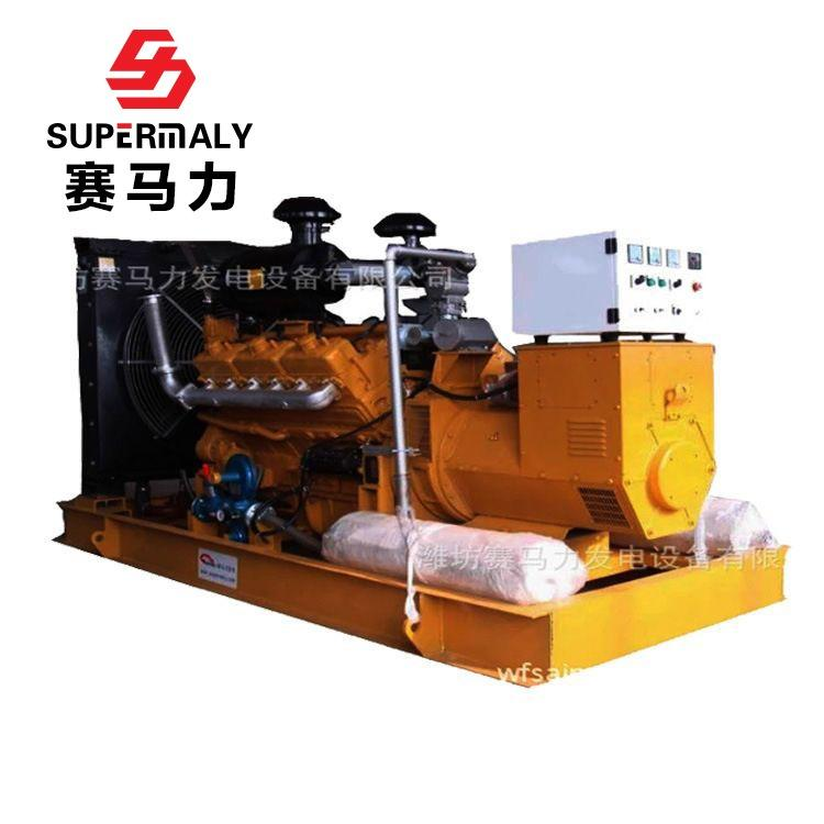 250kw燃气发电机组 沼气燃气发电机组