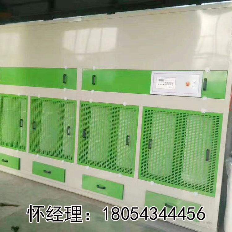 山东厂家直供 干式打磨柜 打磨柜