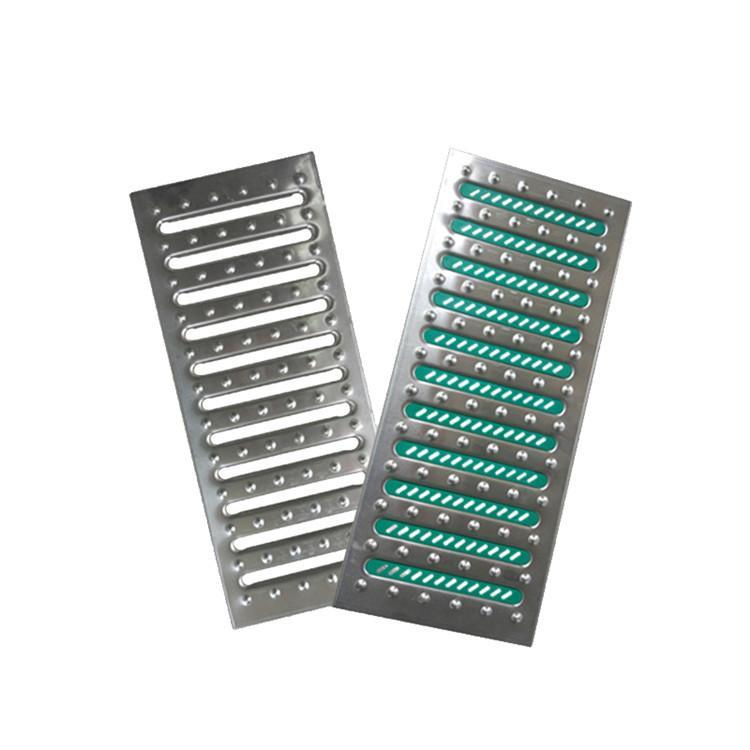 广东不锈钢排水沟盖板 成品不锈钢排水沟盖板 304下水道专用格栅板