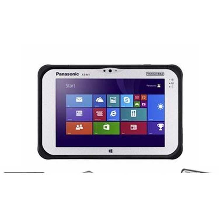 松下7寸加固平板电脑FZ-M1-win10系统工业三防平板电脑