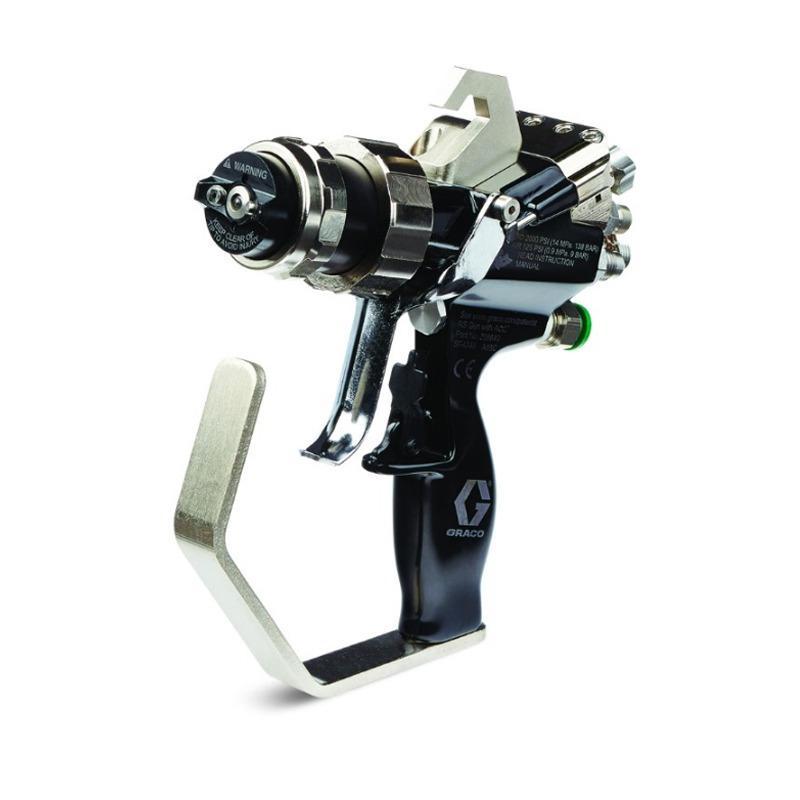 RS胶衣枪 Graco RS凝胶喷雾枪 凝胶漆-纤维-树脂-聚酯树脂 涂覆胶衣 复合涂料开式模塑