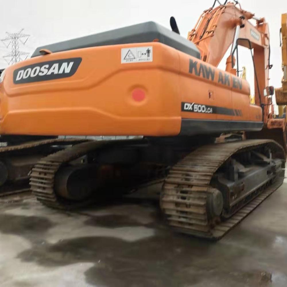 上海签达机械设备有限公司直销斗山500-凯斯460原装进口挖掘机