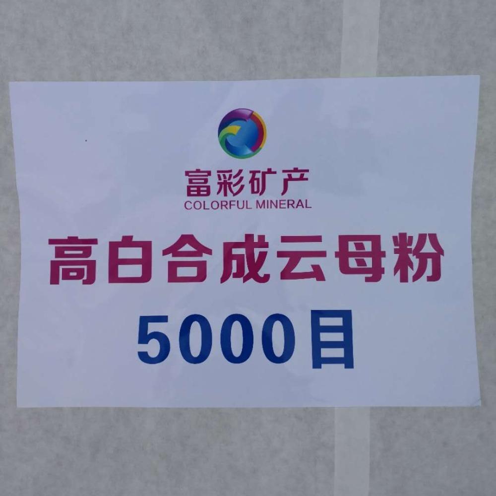 东海 高白绝缘2000目合成云母粉 3000目 4000目 5000目 6000目合成云母粉