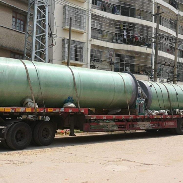 内蒙古家用一体化预制泵站 玻璃钢一体化污水泵站价格优惠