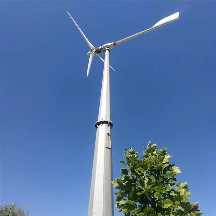 10kw380v风力发电机永磁低速风力发电机