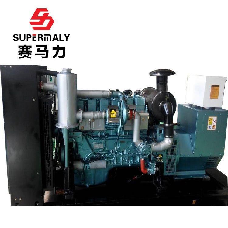 100kw燃气发电机组 100kw天然气沼气发电机