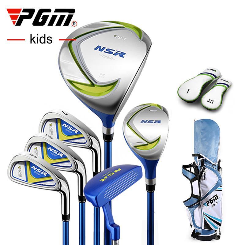 PGM 儿童青少年高尔夫球杆 JRTG006 男童初学套杆 轻量版儿童套杆 厂家直销