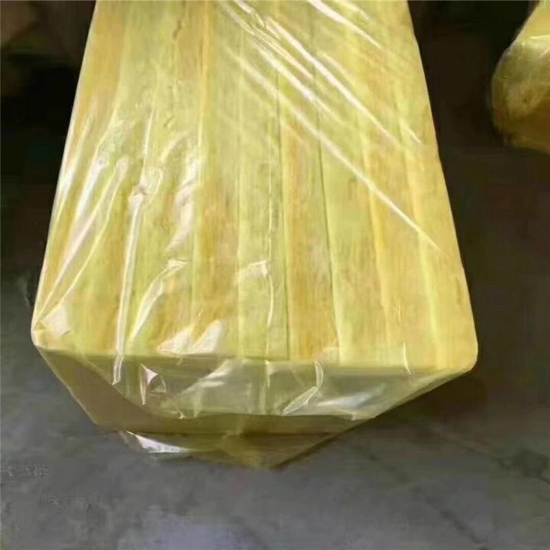 玻璃棉板 风管保温用玻璃棉板