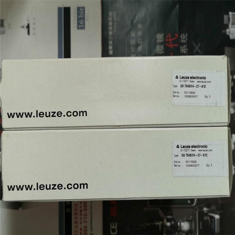 德国leuze劳易测光电传感器KRTLB3/6.3111-S8