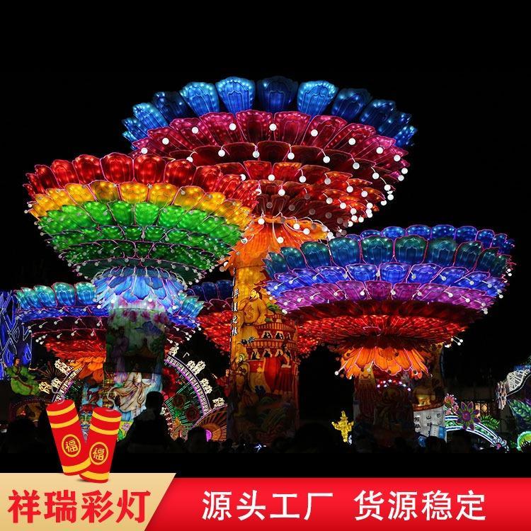 春节花灯设计公司 花灯设计团队为您服务 个性定制 款式多样