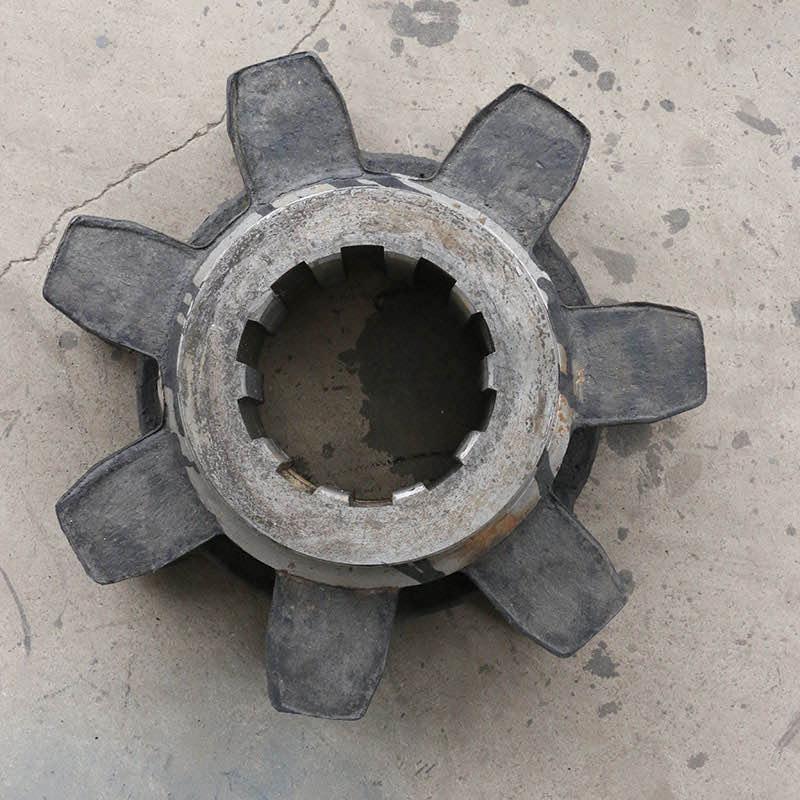 矿联传动链轮 40T刮板机链轮 刮板机齿轮