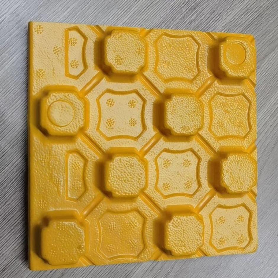 河南郑州意斯暖厂家直供欧标EPS蘑菇头式地暖免回填模块