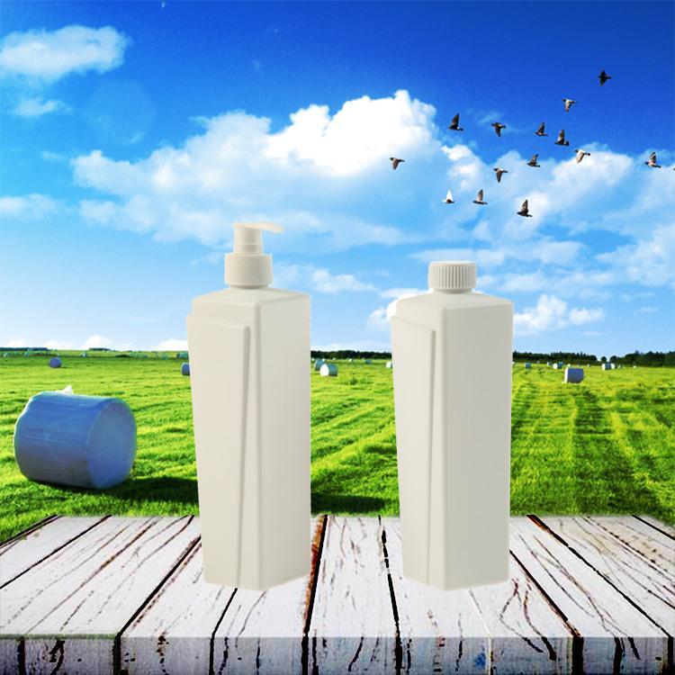 世纪民信 500ml洗手液按压泵头塑料瓶 沐浴露压泵瓶 厂家批发