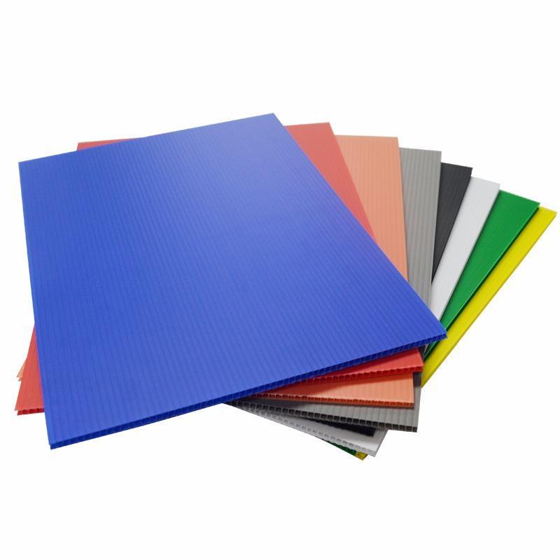 抗折抗老化塑料中空板 高密度聚丙烯材质中空板