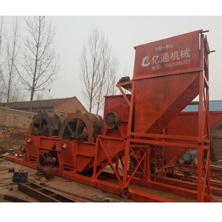 江西南昌制砂机厂家-制沙机生产线