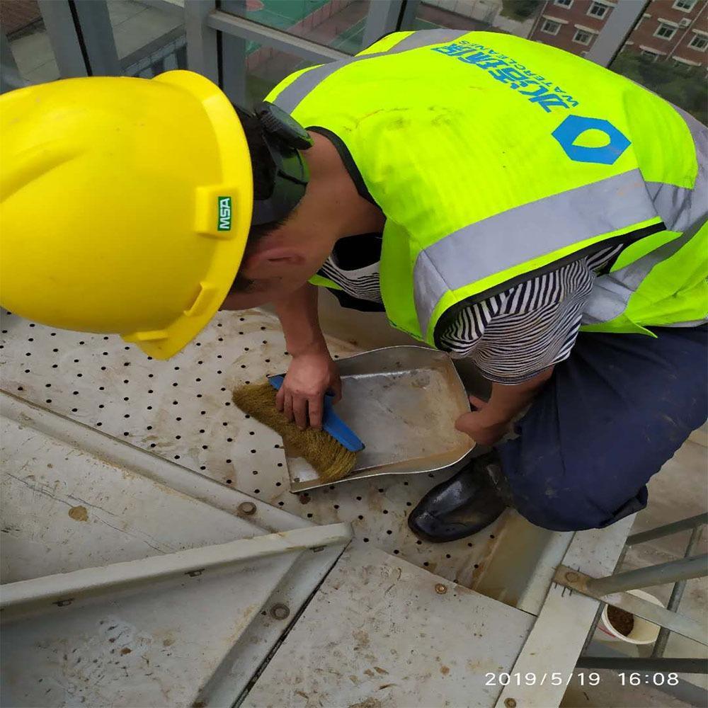 中央空调冷却循环水处理维保维护