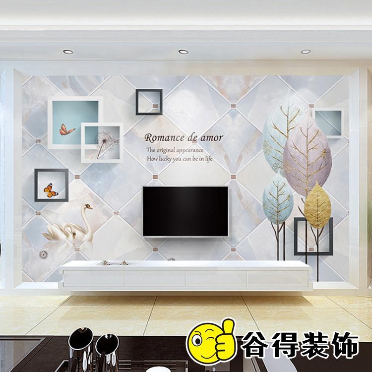 背景墙 谷得电视背景墙设计 电视背景墙厂家