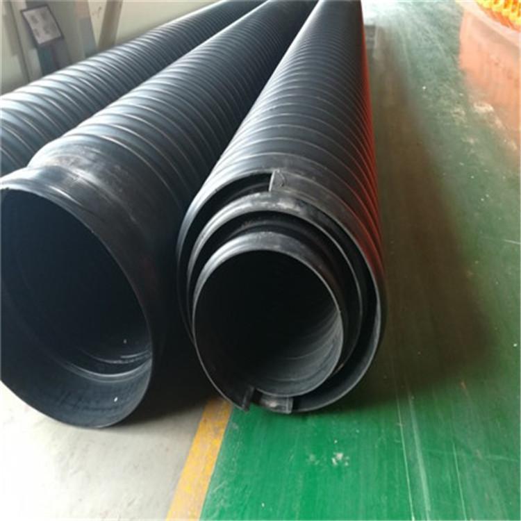 批发耐高温螺旋波纹管 钢带增强螺旋波纹管 呈飞管业 专业定制