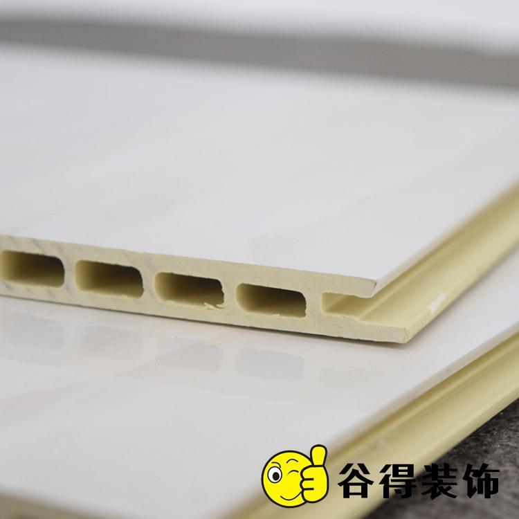 300竹木纤维集成墙面 谷得集成墙板价格