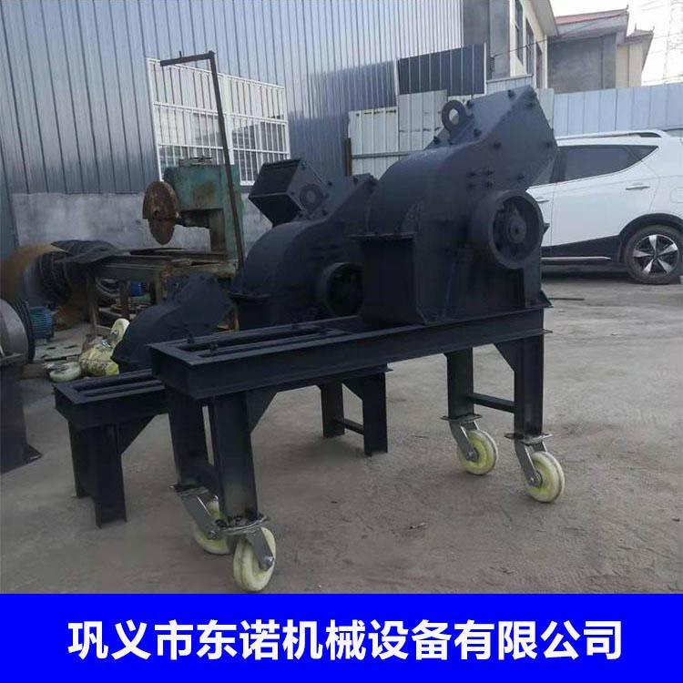 东诺 鹅卵石制砂机价格 小型矿石锤式破碎机