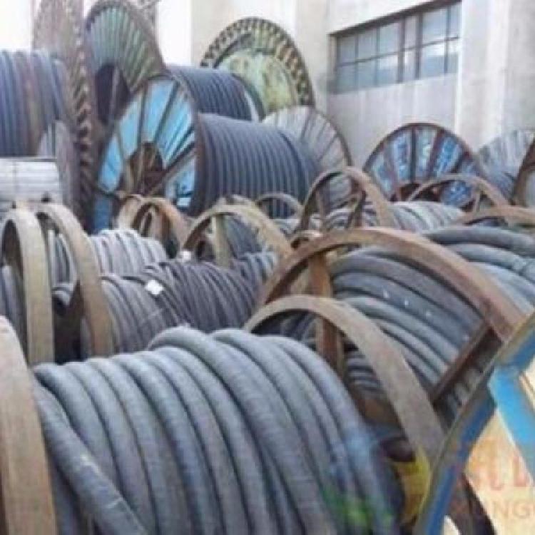 阿拉善盟带皮电缆回收公司回收电缆