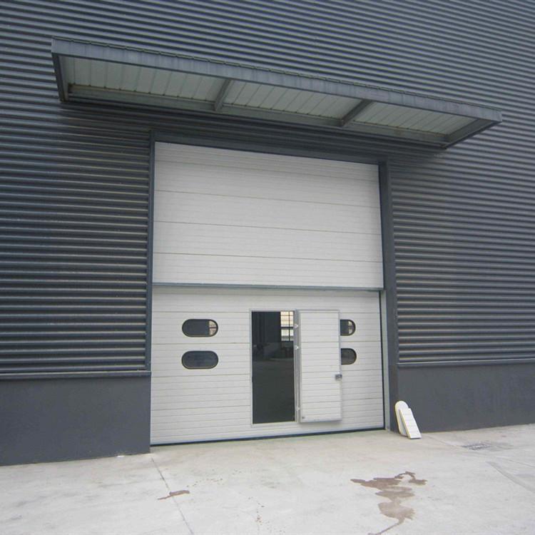 武汉工业门厂家快速上门维修安装工业门