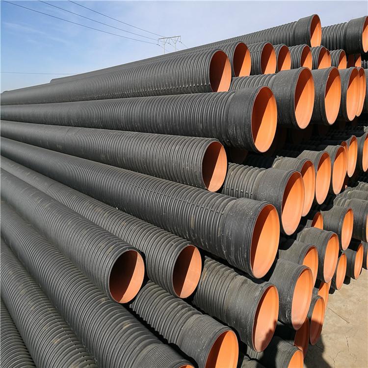 厂家定制 DN200双壁波纹管 双壁波纹管 欢迎来电订购