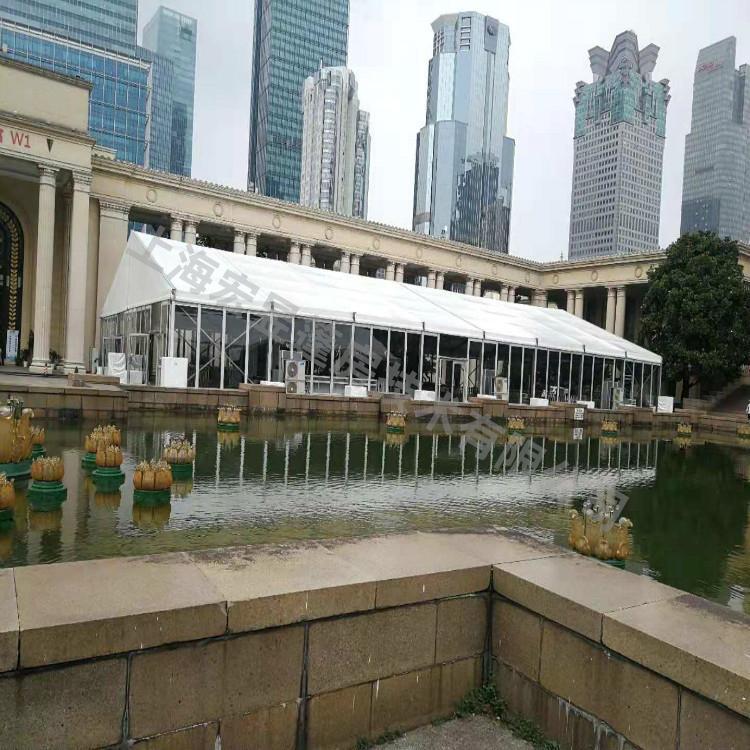 上海篷房公司大型户外活动篷房户外婚礼篷房厂家