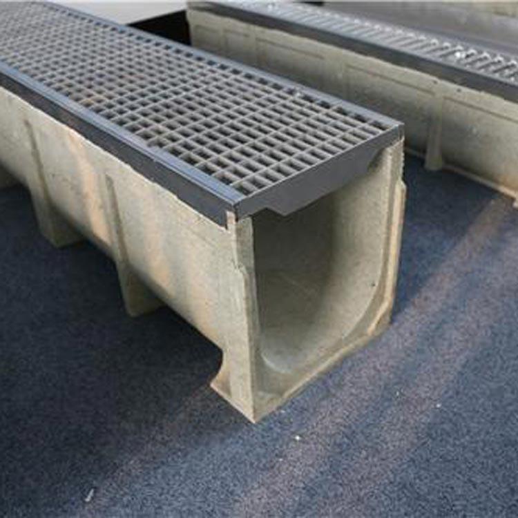 西藏线性缝隙式排水沟盖板 球墨铸铁沟盖板报价合理