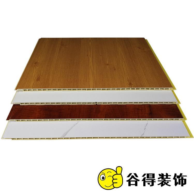 300快装竹木纤维墙板 谷得护墙板生产厂家